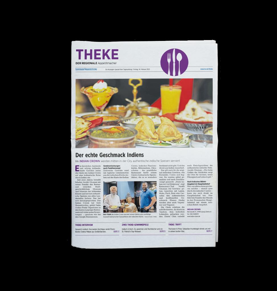 Theke Magazin