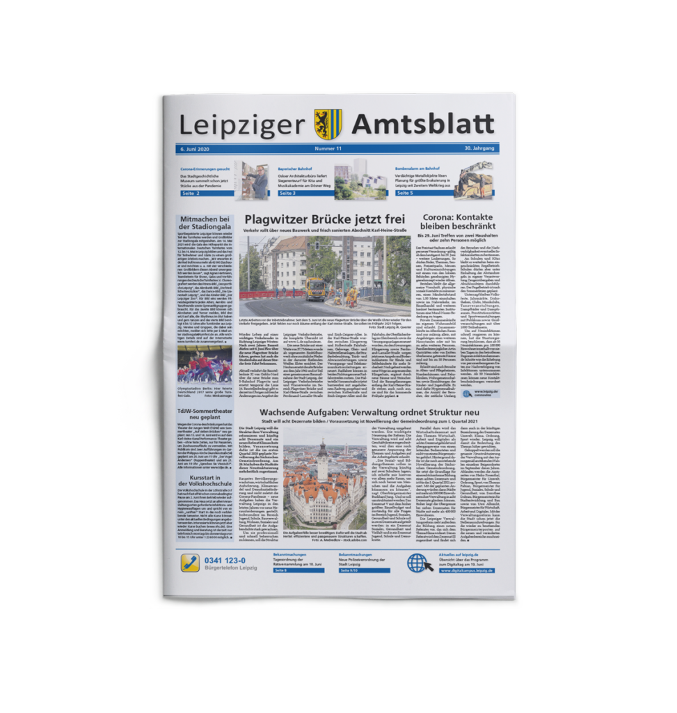 Leipziger Amtsblatt