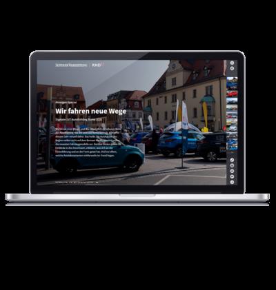 Onlinewerbung Leipzig