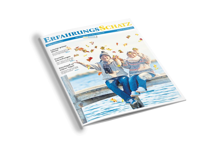 Erfahrungsschatz Magazin