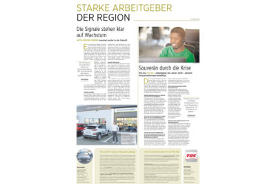 Arbeitgeber Region Leipzig