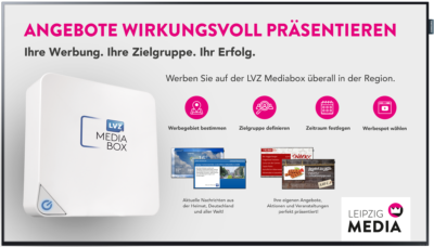 Werben mit LVZ Mediabox