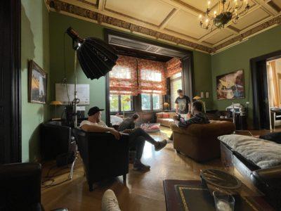 Auch im Leipziger Club International wurden Szenen gedreht
