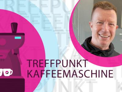 Treffpunkt Kaffeemaschine - Leipzig Media stellt sich vor - Steffen