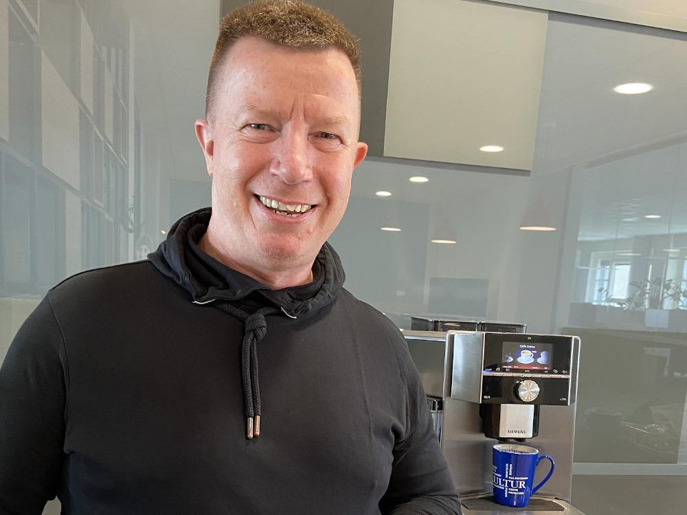 Steffen vom Team Recruiting Solutions